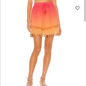 🆕 Majorelle Calypso Skirt in Ombré